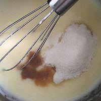 百香果南瓜慕斯生日蛋糕(百香果果冻夹层)的做法图解10