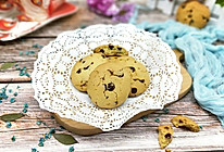 趣多多巧克力曲奇饼干#美的FUN烤箱,焙有FUN儿#的做法