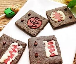 宝宝零食系列~怪兽饼干的做法