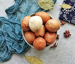 能吃出肉味的卤鸡蛋#硬核菜谱制作人#的做法