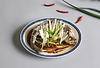 #快手又营养,我家的冬日必备菜品#清蒸鲈鱼的做法