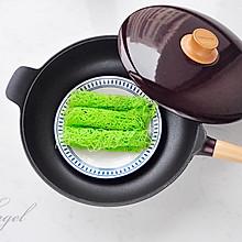 斑斓蕾丝饼