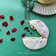 """#""""莓""""好春光日志#蔓越莓燕麦饼"""