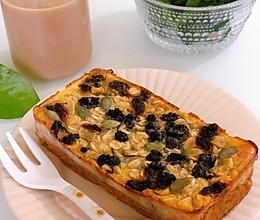 果干红薯烤燕麦|健康烘焙