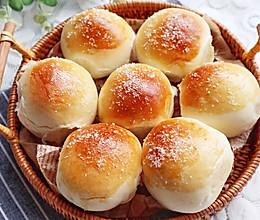 一次发酵松软拉丝的椰蓉小餐包的做法