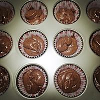 超软巧克力麦芬的做法图解7