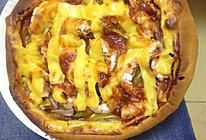海鲜披萨的做法