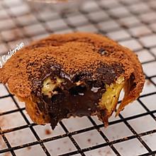 巧克力蛋挞会爆浆哟「我愿意为你下厨」
