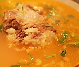 香浓牛尾汤的做法