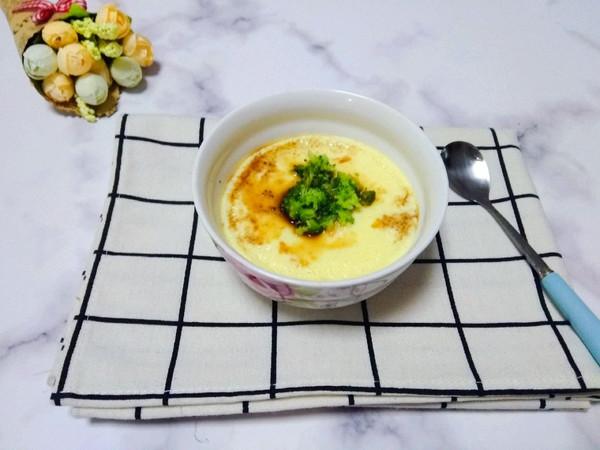 水蒸蛋(宝宝辅食)的做法