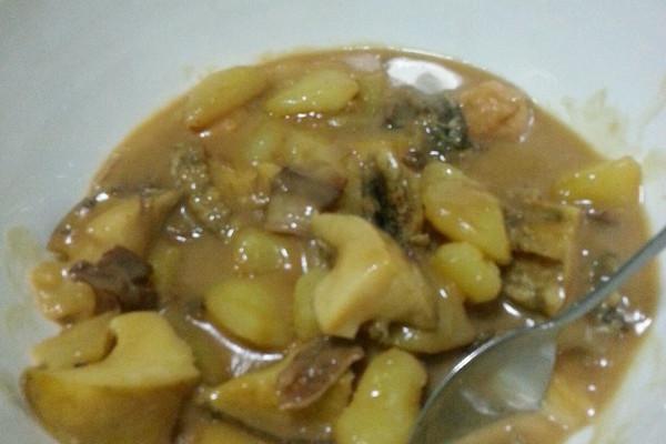 鲍鱼土豆的做法