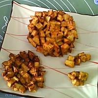 #味达美名厨福气汁,新春添口福# 红薯饼的做法图解11