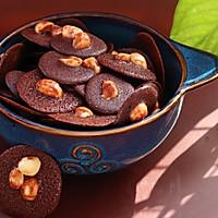 #今天吃什么#夏威夷果仁巧克力脆脆香的做法图解23
