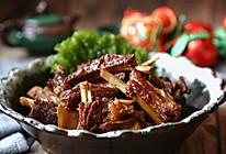 红烧羊排#盛年锦食·忆年味#的做法