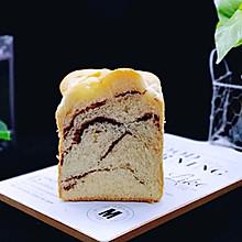 中种豆沙吐司面包#多力金牌大厨带回家-北京站#