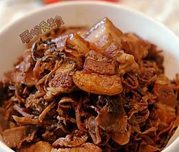 干菜红烧肉的做法