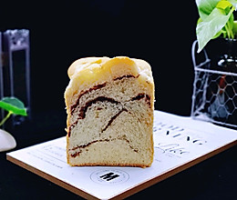 中种豆沙吐司面包#多力金牌大厨带回家-北京站#的做法