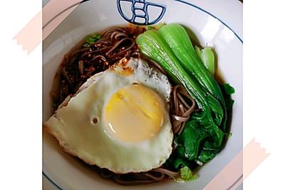 温暖治愈的家常早餐-清汤面