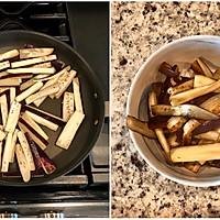 家常菜最下饭:素炒三丝的做法图解3