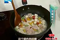 豆腐烩虾仁 的做法