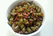 豆豉烧芸豆的做法