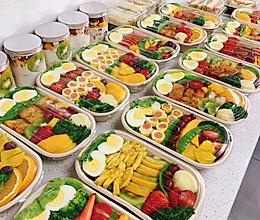 轻食简餐,轻食学习,减脂餐的做法