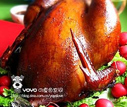 自制烤火鸡的做法
