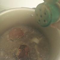 鲜咸蟹粥的做法图解7