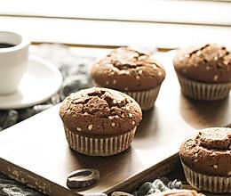 巧克力玛芬蛋糕的做法