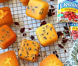枸杞蔓越莓蛋糕#Ocean Spray蔓越莓#的做法