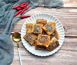 #馅儿料美食,哪种最好吃#脆皮炸年糕的做法