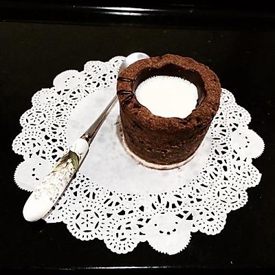 曾风靡全纽约----》巧克力曲奇牛奶杯