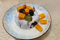 紫薯酸奶的做法