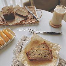 黄油香蕉蛋糕