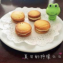 柠檬小饼&柠檬芯