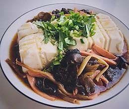 什锦内酯豆腐的做法