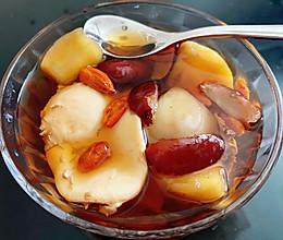 红糖苹果汤-美容养颜的做法