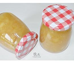 炎炎夏日,来一瓶冰爽爽的蜜桃酱如何?的做法