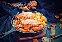 泰式椰浆咖喱蟹#让爱不负好食光#的做法