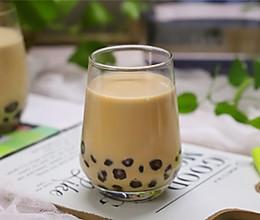 #人人能开小吃店#香浓Q弹无添加的珍珠奶茶的做法