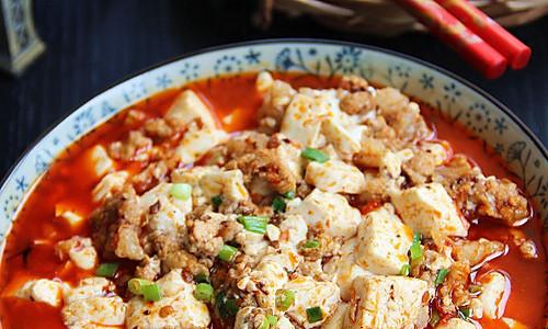 川菜之·麻婆豆腐·好吃的秘诀的做法