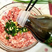 #菁选酱油试用#之虎皮青椒酿肉的做法图解2