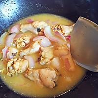 雅萨熏鸡翅 秒杀黄焖鸡 一道塞内加尔的下饭名菜的做法图解6