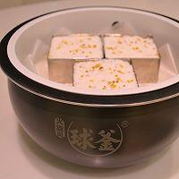 金秋桂语——桂花松糕的做法图解10