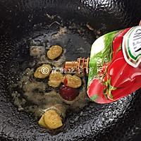 酸酸甜甜滴茄汁大蝦的做法圖解8