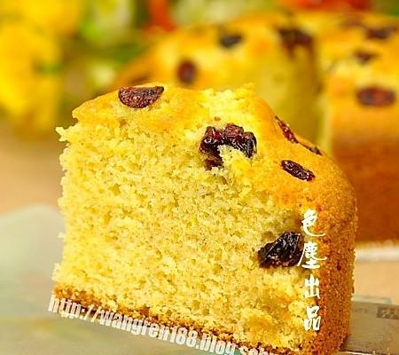 最简易蛋糕做法,最适宜新手实操:蔓越莓蛋糕的做法