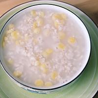 椰奶燕麦粥 #急速早餐#的做法图解2
