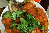 茄汁煎鱼的做法