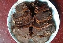 卤牛腱子肉的做法