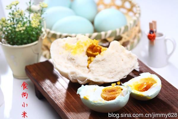 腌出各个流油的咸鸭蛋的做法